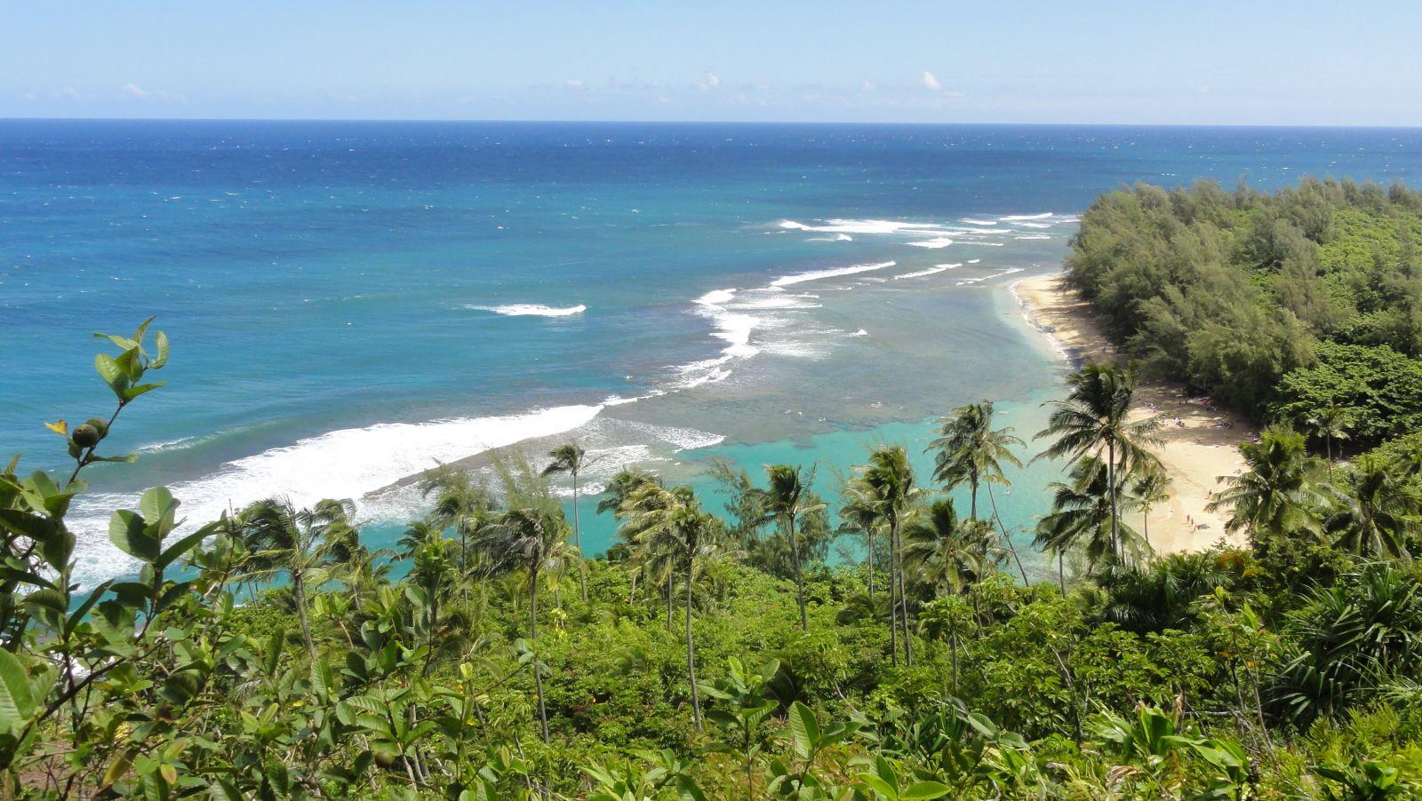 Kauai Vs Big Island In April