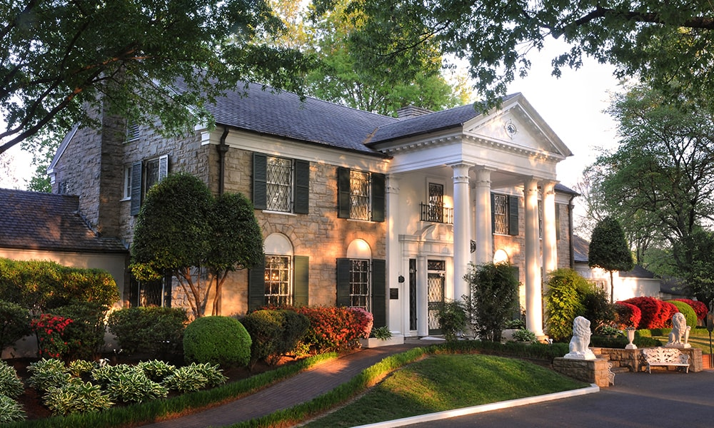 Graceland - Tennessee Department Of Tourism Development