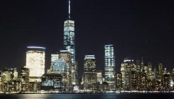 Lower Manhattan Skyline, Manhattan