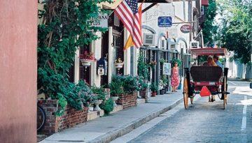 Avilles Street/St. Augustine