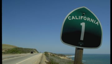 Highway One in San Mateo County