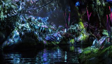 Na'vi River Journey at Pandora - The World of Avatar at Disney's Animal Kingdom