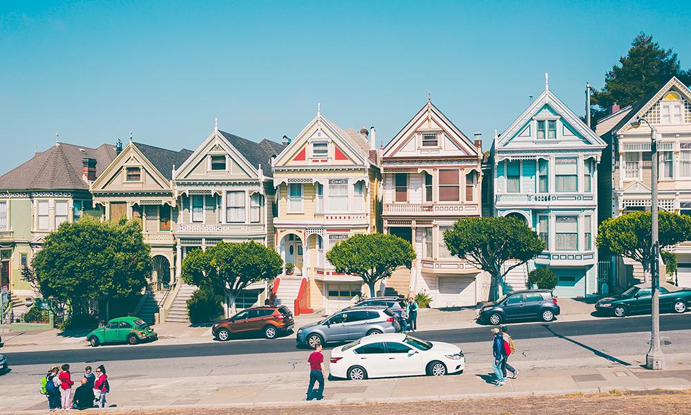 Californië tijd