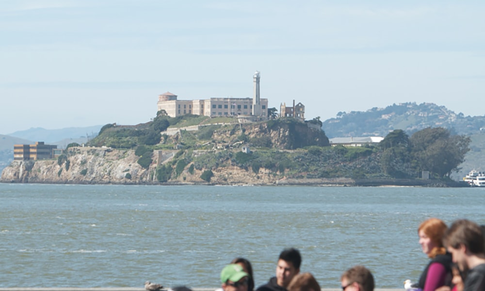 Alcatraz tickets