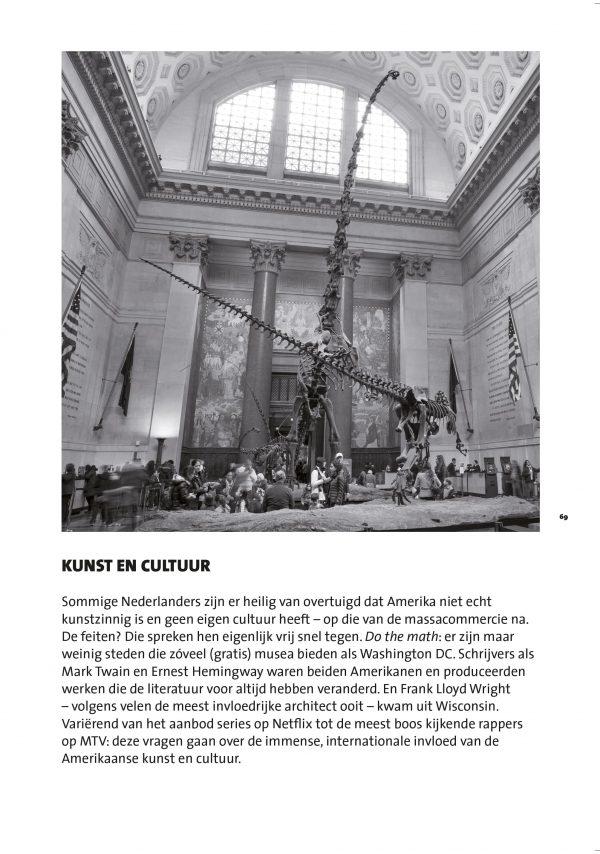 Bladzijde Amerika Quizbook