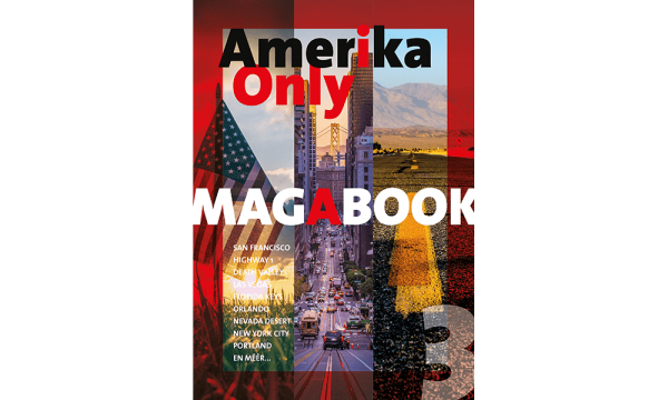 Cover Amerika Only Magabook 3
