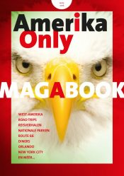 Amerika Only Magabook Lente 2016