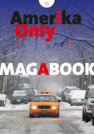Cover Amerika Only Magabook Winter 2016 New York
