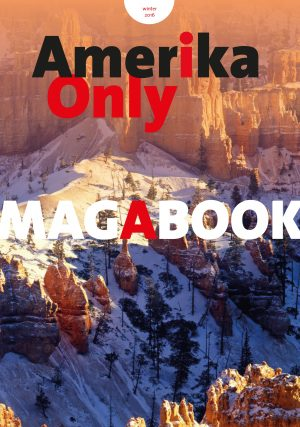 Cover Amerika Only Magabook Winter 2016 Bryce Canyon