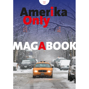 Cover Amerika Only Magabook Winter 2016 New York City