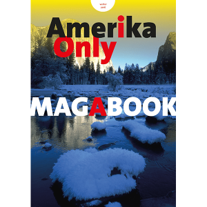 Cover Amerika Only Magabook Winter 2016 Yosemite National Park
