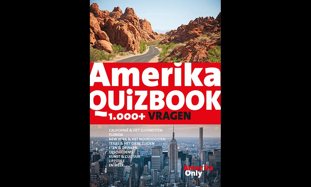 Cover Amerika Quizbook