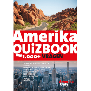 Cover Amerika Quizbook