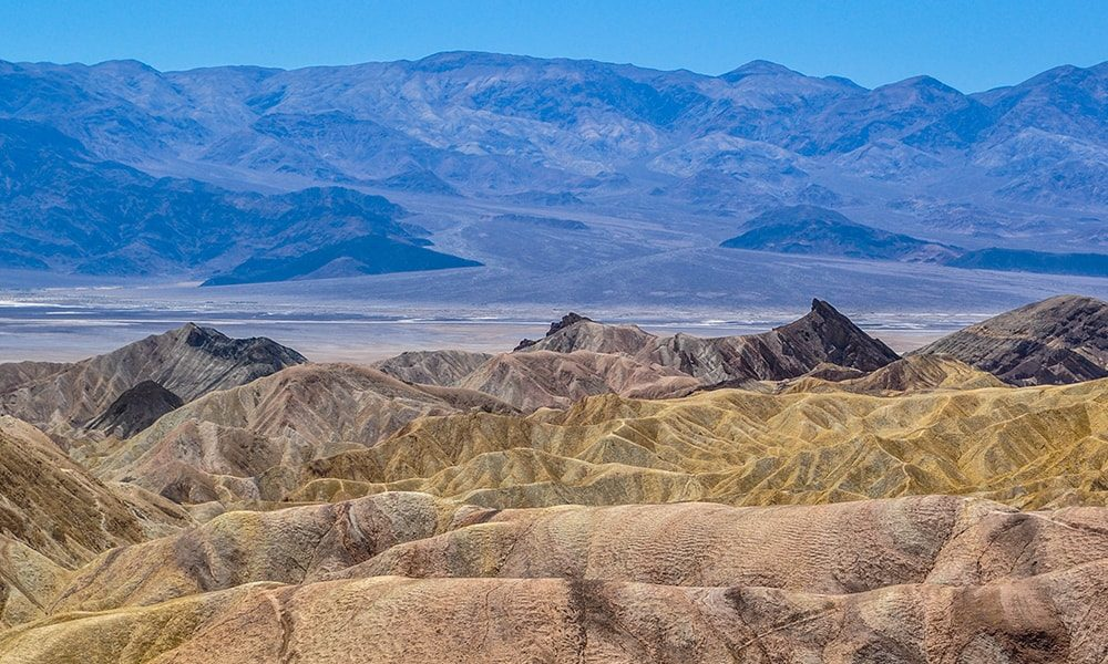 Death Valley National Park, Californië