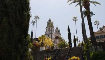 Hearst Castle 5 - Blaise via Visit California