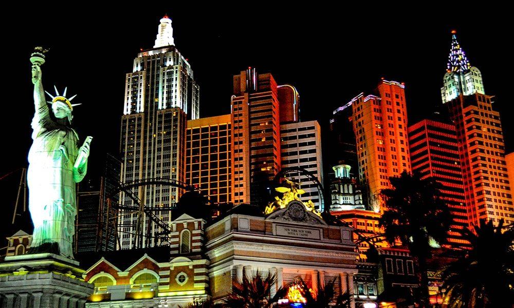Las Vegas bezienswaardigheden