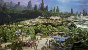 Star Wars Galaxy's Edge, Disney's Hollywood Studios