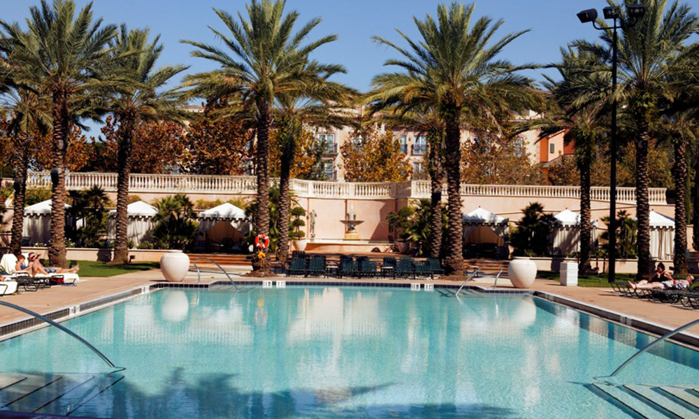 Universal's Portofino Bay Hotel