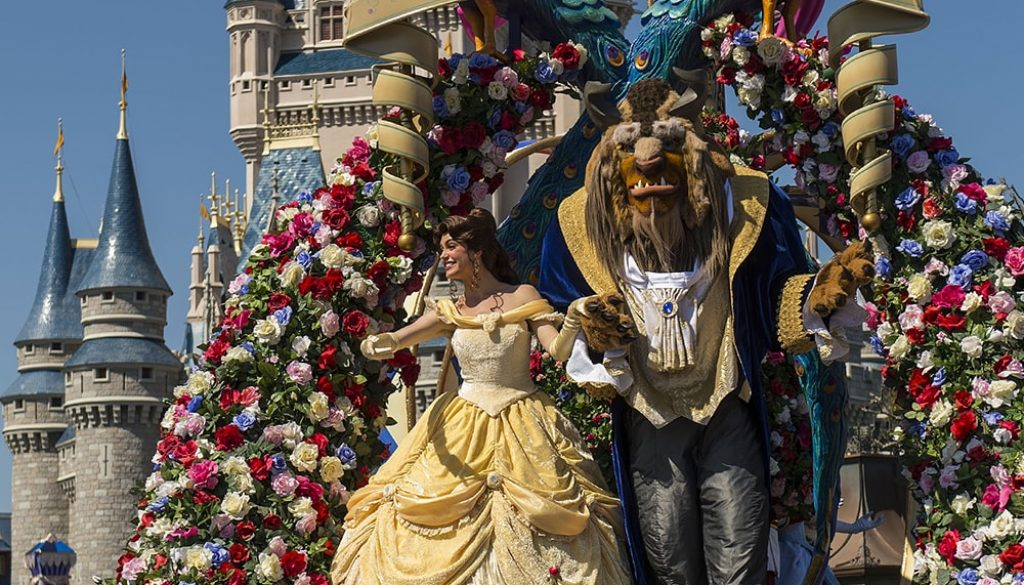 Festival Of Fantasy Parade, Magic Kingdom