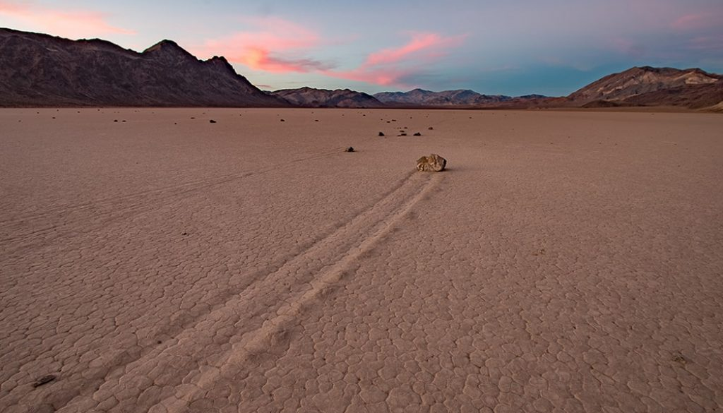 Racetrack Playa, Death Valley National Park