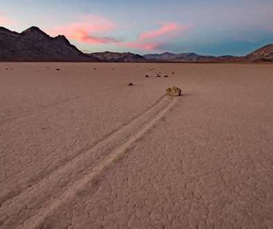 Racetrack Playa, Death Valley National Park