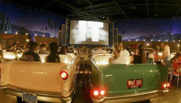Sci-Fi Dine-In Theater Restaurants, Disney's Hollywood Studios