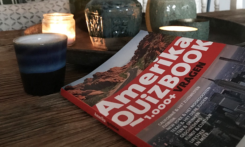 Amerika Quizbook 1