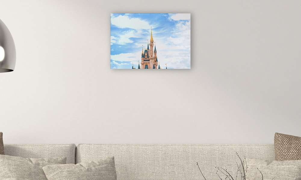 Orlando op canvas (60 x 40 cm)