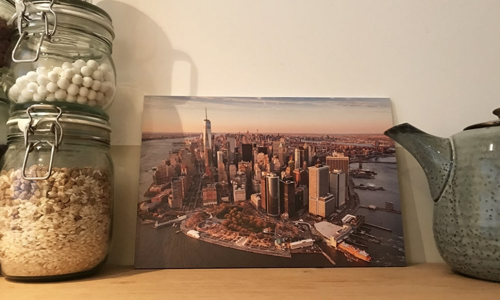 New York I op forex (30 x 20 cm)