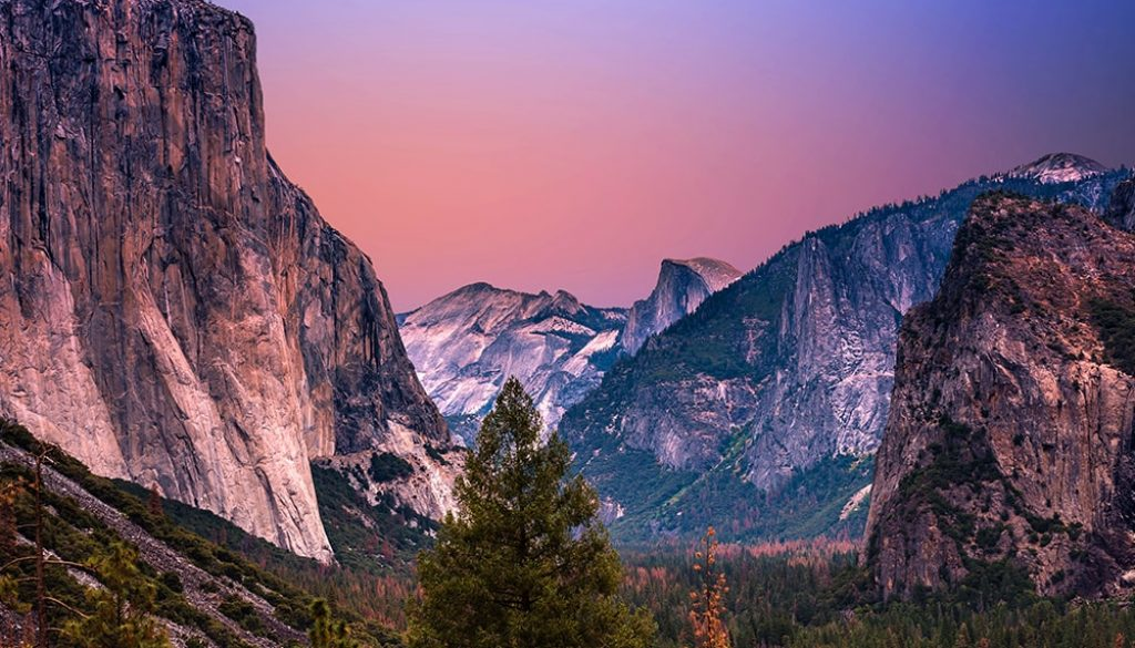 Yosemite National Park II
