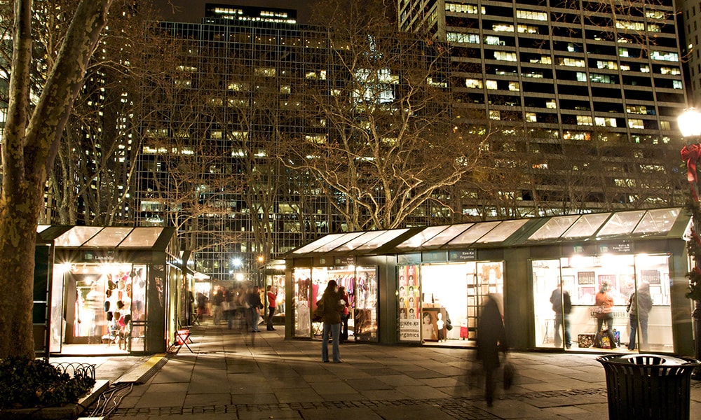 Bryant Park - Malcolm Brown via NYC & Company