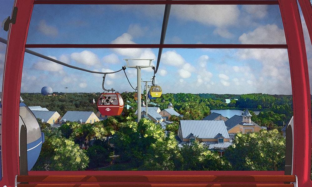 Disney Skyliner 2 - WDW News