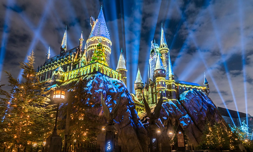 The Wizarding World of Harry Potter, Universal Orlando Resort 16 - © 2017 Universal Orlando Resort