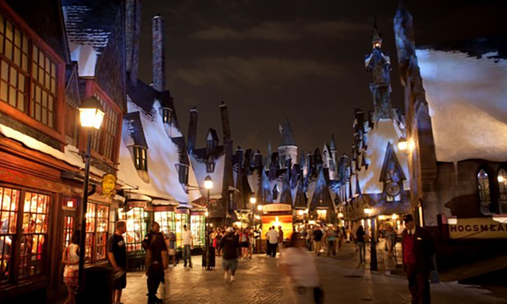 The Wizarding World of Harry Potter, Universal Orlando Resort 5 - © 2017 Universal Orlando Resort