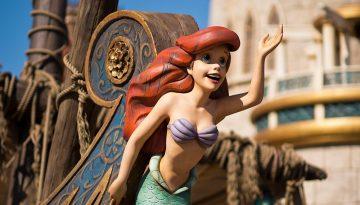 Little Mermaid - Matt Stroshane