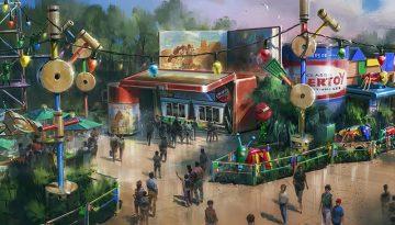 Toy Story Land, Disney's Hollywood Studios 3 - Disney