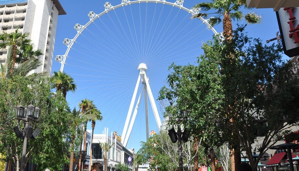 High Roller - Chris Moran via Travel Nevada