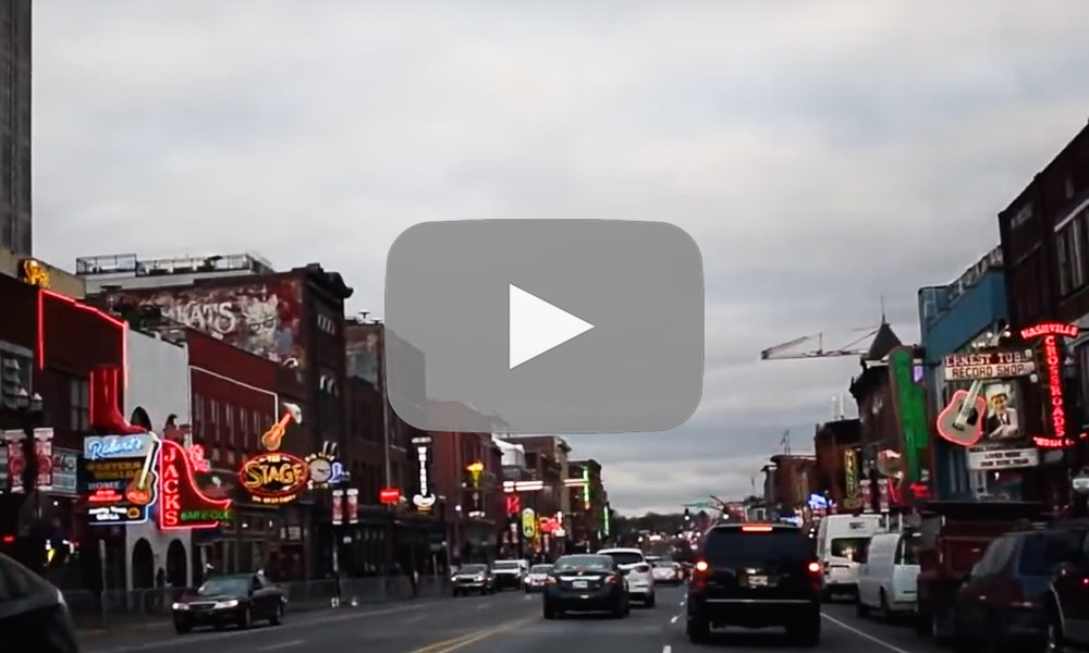 Nashville - Sophie Bel via YouTube
