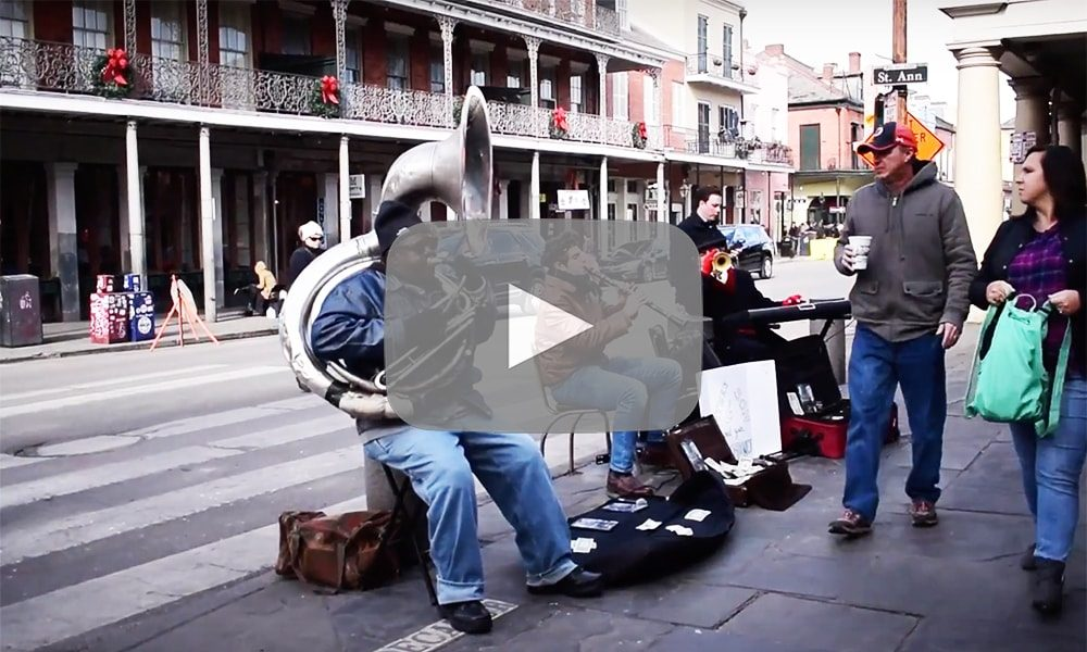 New Orleans - Sophie Bel via YouTube