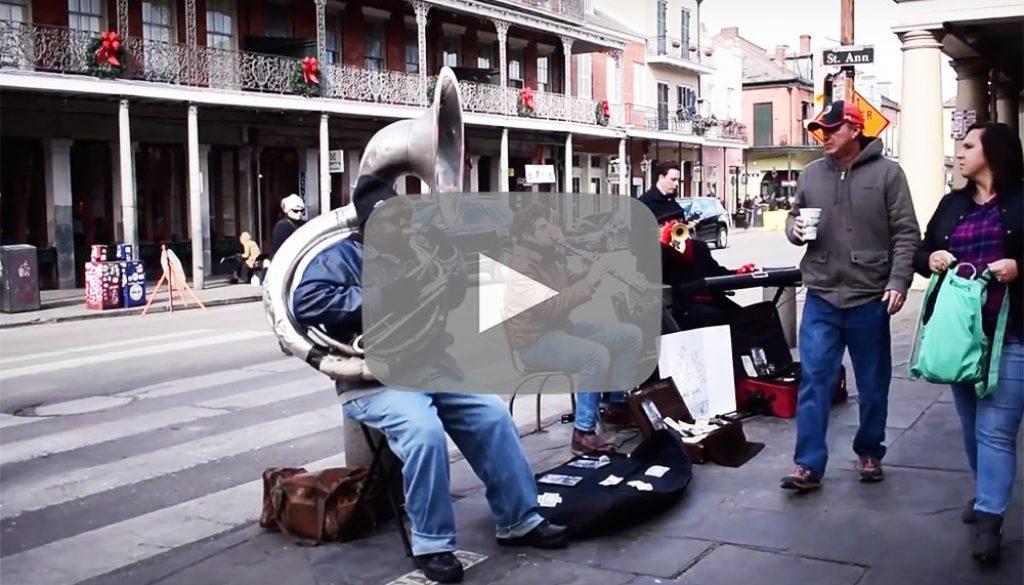 New Orleans - Sophie Bel via YouTube