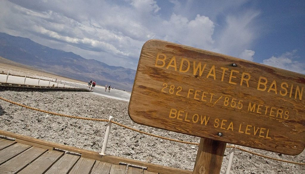 Badwater 3 - Sydney Martinez via TravelNevada