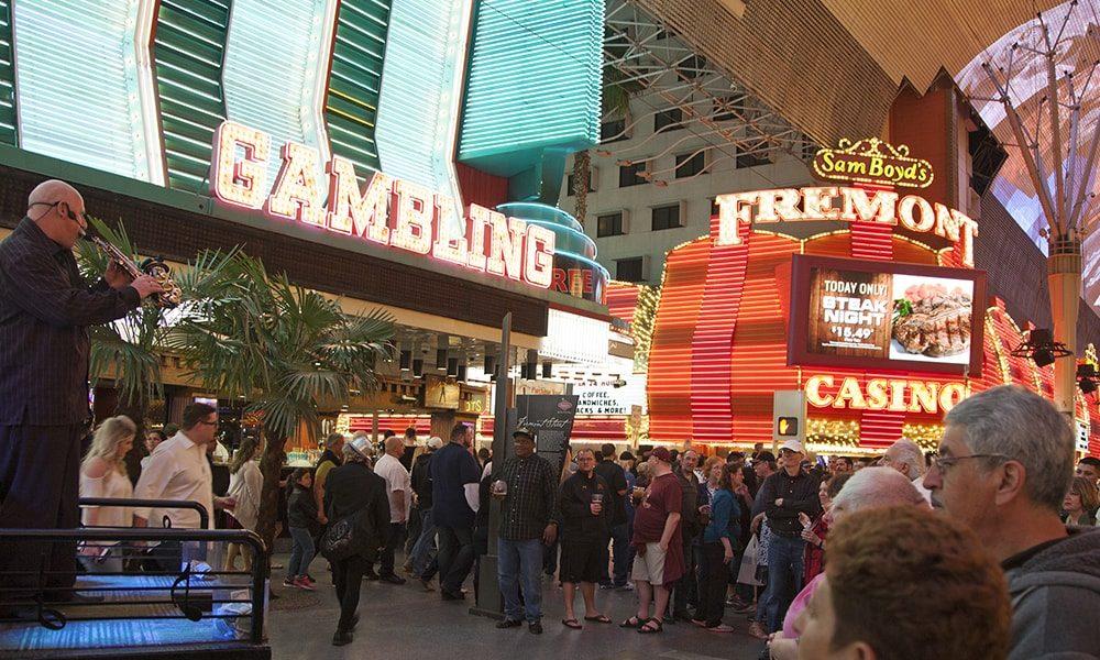 Downtown Las Vegas 16 - Travel Nevada