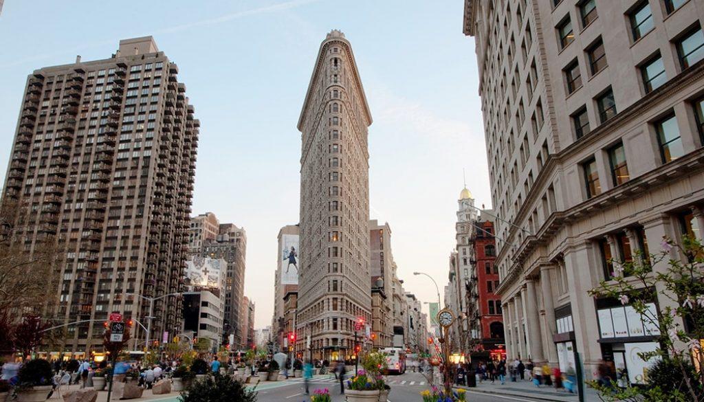 Flatiron Building - Will Steacy via NYC & Comapny