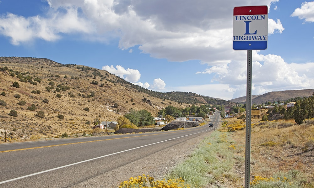 Highway 50 20 - Travel Nevada