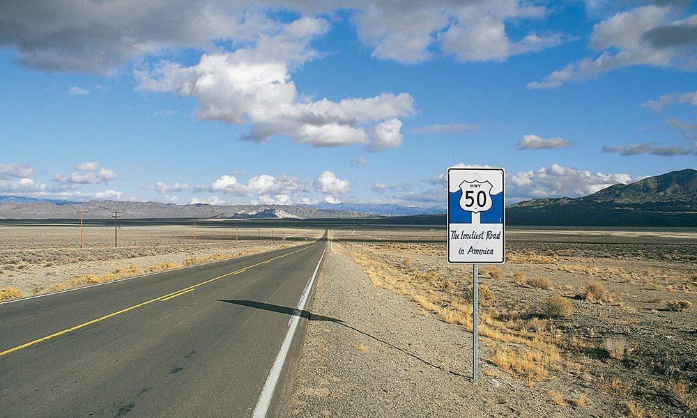 Highway 50 20 - Travel Nevada
