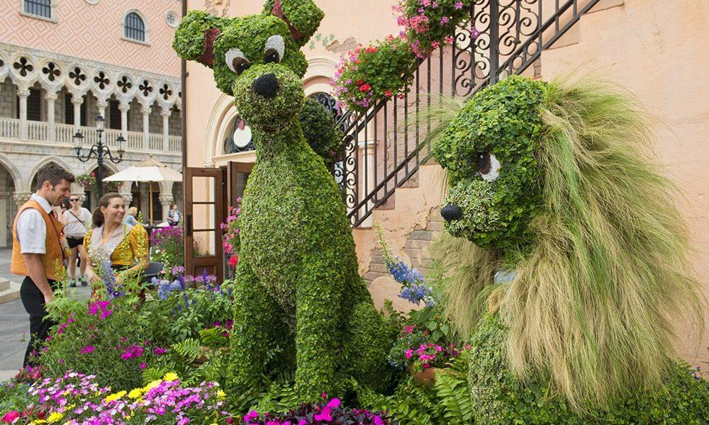 International Flower & Garden Festival, Epcot - Gene Duncan