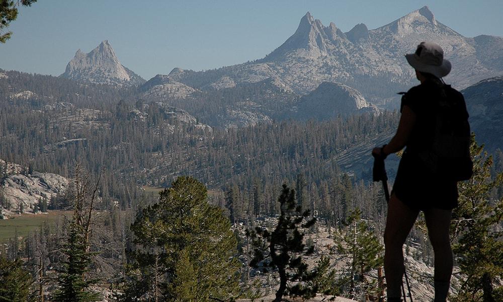 John Muir Trail - Michael Lanza via Visit California