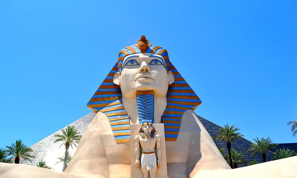 Luxor Las Vegas - Anneloes Keunen via Amerika Only