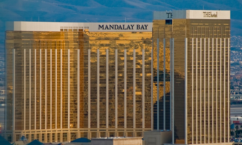 Mandalay Bay Las Vegas - Ryan Jerz via Travel Nevada