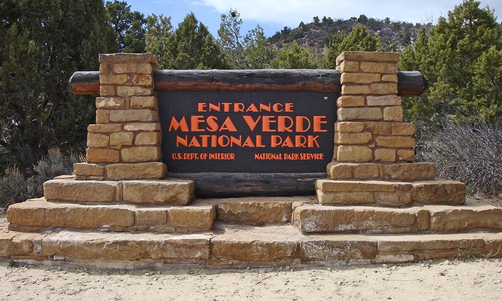 Mesa Verde National Park openingstijden